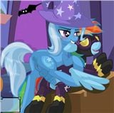 Trixie or Treat!