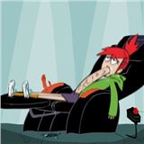 Foster's Home for Imaginary Friends: Massage Chair