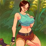 Porn Bastards 8: Lara Croft