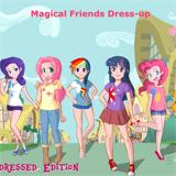Magical Friends Dress Up Undressed Edition
