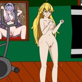 Yang Naked Exercise
