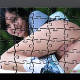 Real 3D Jigsaw Puzzle: Catie Minx