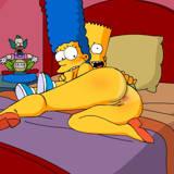 Games simpsons sex Simpsons Porn
